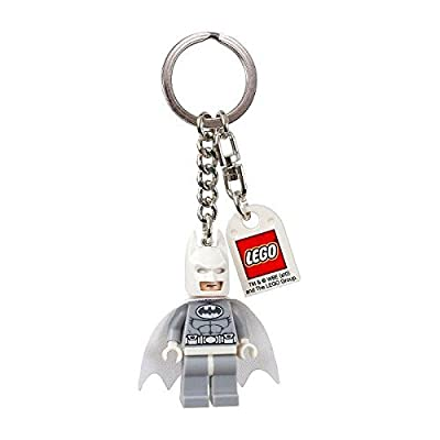 Lego 850815 DC Universe Super Heroes Arctic Batman Key Chain: Toys & Games