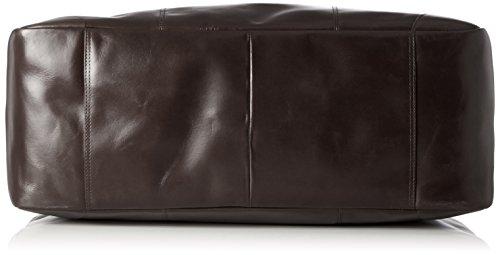 Royal Republiq Explorer Weekender - Borse a spalla Unisex Adulto, Braun (Brown), 21x36x55 cm (B x H T)