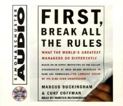 Rules Number Cat (First, Break All the Rules, CD)
