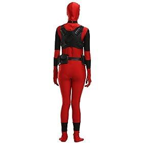 - 418JN 2BqR2EL - AOVEI Adult Unisex Lycra Spandex Zentai Halloween 3D Style Fulll Cosplay Costumes Costume