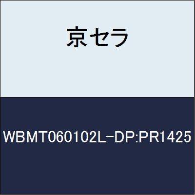 京セラ 切削工具 チップ WBMT060102L-DP:PR1425 B079Y9RRXK