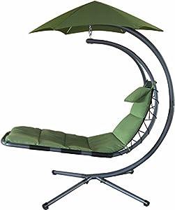 vivere original dream chair real olive amazon     vivere original dream chair real olive   patio      rh   amazon