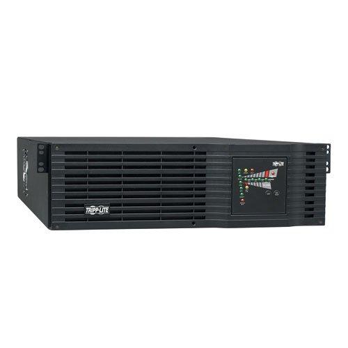 Tripp Lite SU3000RTXR3U 3000VA 2400W UPS Smart Online Rackmount 110V / 120V USB DB9 3URM, 9 Outlets