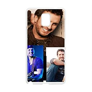 Luke Bryan Cell Phone Case for Samsung Galaxy Note4