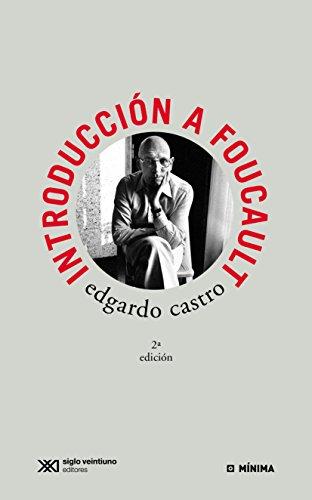 Introducción a Foucault (Mínima) (Spanish Edition) by [Castro, Edgardo]