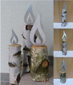 Flamme Kerze Deko Weihnachten Ein Besonderes Geschenk Auch Zu