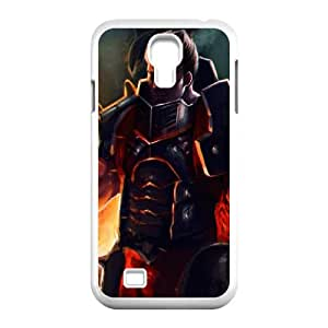 Samsung Galaxy S4 9500 Cell Phone Case White League of Legends Darius 003 JSY4274850KSL