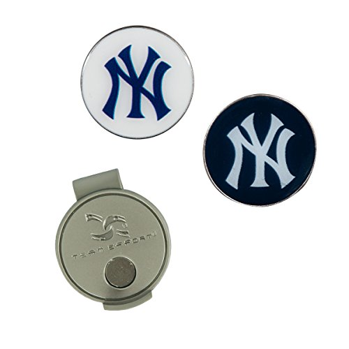 Team Effort MLB New York Yankees Hat Cliphat Clip, NA