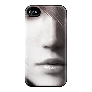 Hot OBfPRun2836kMhlJ Final Fantasy Anime Tpu Case Cover Compatible With Iphone 4/4s