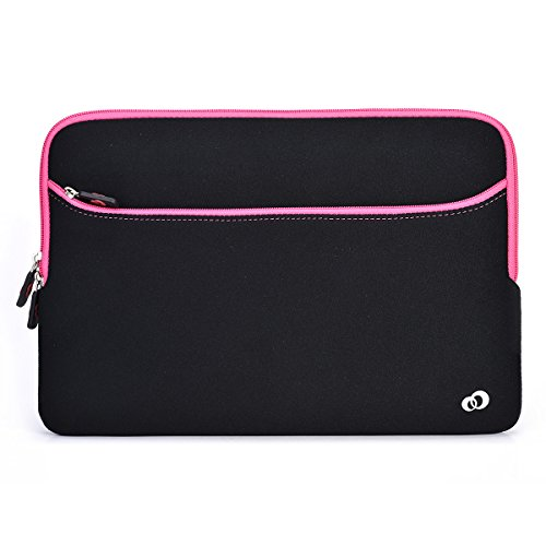Kroo Neoprene Sleeve Universal Size for HP ENVY TouchSmart 15-j020us, ENVY x360 2-in-1 15.6