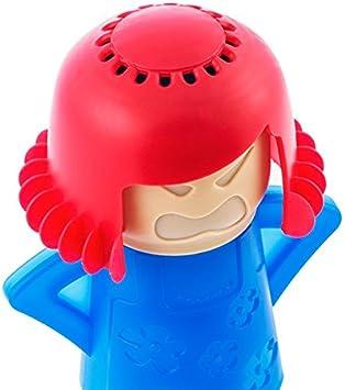 Shop Story – Limpiador de microondas regalo original fuming Angry ...