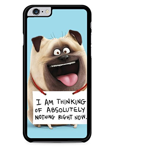 Coque,The Secret Of Life Pets I Am Thinking Case Coque iphone 5 & 5s,Cas De Téléphone