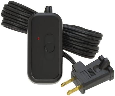 Lutron CREDENZA plug-in Dimmer Pour Halogène Et Ampoules à incandescence TT-300H-WH