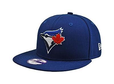 New Era Youth Mlb Hat Toronto Blue Jays Major Snapback Cap One Size