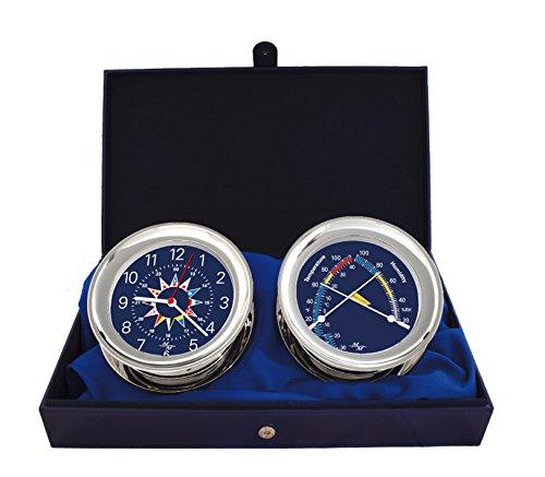 Master-Mariner Blue Mariner Collection, Nautical Windlass Gift Set, 5.85