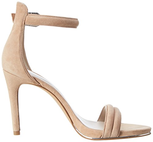 KENNETH COLE Brooke, Atado Al Tobillo para Mujer Beige (Buff 256)