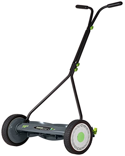 Earthwise  16 Inch - Seven Blade Push Reel Mower, (16 Push Reel)