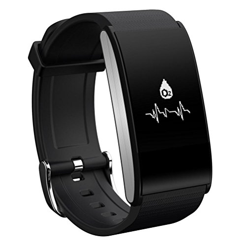 Price comparison product image Feite A58Bluetooth Sport Smart Watch Wrist Bracelet Smartband Pedometer Fitnes Tracker (Black)