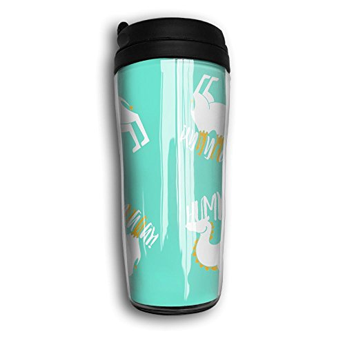 Camel-Commercial-Hump-Day! Outdoor Travel Sport ABS Plastic Cups Durable Printed Curve Insulated Cups