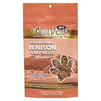 Amazon.com : THE REAL MEAT COMPANY 828011 Dog Jerky Lamb