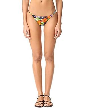 Women's Floral Print Elba Bikini Bottoms