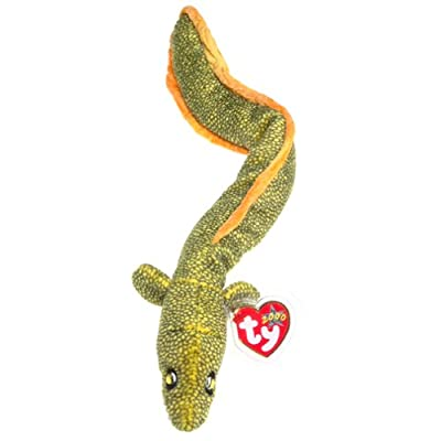 """TY Beanie Baby MORRIE the Moray Eel Sea Snake 16"""": Toys & Games"""