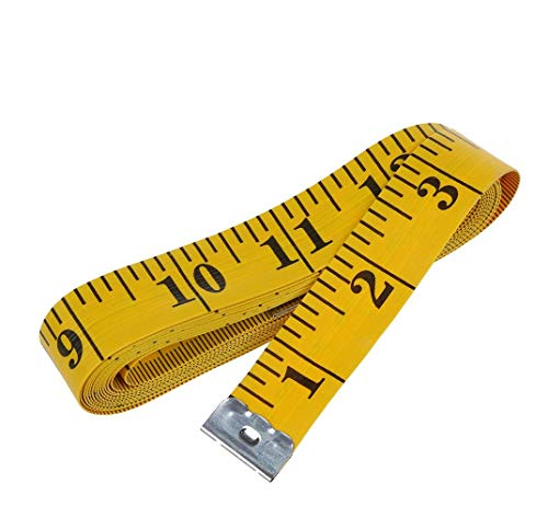OFIXO Top Quality Durable Soft 1.50 Meter 150 cm Sewing Tailor Tape Body Measuring Measure Ruler Dressmaking