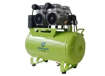 Dental ga (82) 1600 W-60l Silencioso Sin Aceite compresor de aire ...