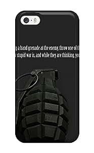 Cindy Yolanda's Shop 8420550K76794674 Case Cover Protector For Iphone 5/5s Funny Grenade Case