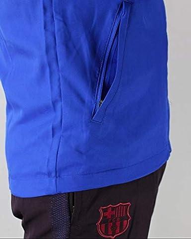 Nike Ch/ándal Hombre Dri-FIT FC Barcelona Strike Azul//Granate AT3092-401