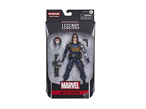 Exlusive Black Widow Marvel Legends Wave 1 Set of 7 Figures (Crimson Dynamo BAF)