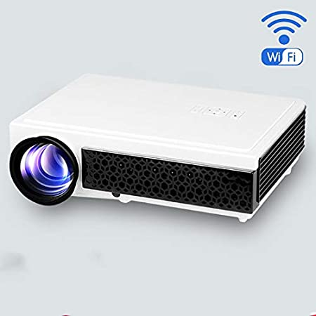 Proyector de Video Inteligente Bluetooth WiFi Soporte Full ...