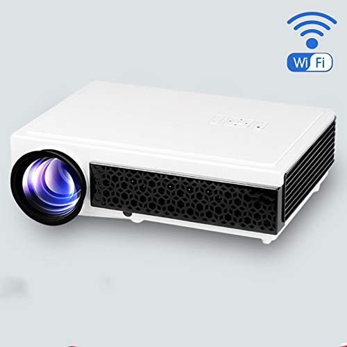 Proyector de Video Inteligente Bluetooth WiFi Soporte Full HD ...