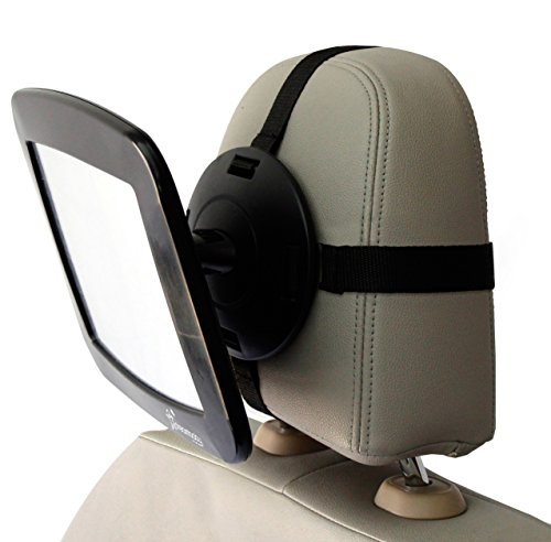 Dreambaby L263 Adjustable Backseat Mirror product image