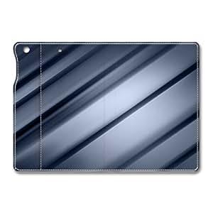Brain114 iPad Mini Leather Case - Slim Flip Case Cover for iPad Mini Aero Graphite 3 - Auto Wake Up/Sleep Function New