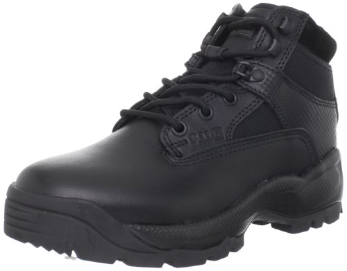 - 5.11 Women's ATAC 6In Side Zip Boot-U, Black, 6