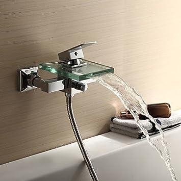 DF-Miscelatore per doccia/vasca da bagno per installazione a ...