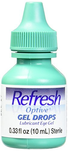 Refresh Optive Gel Drops, 0.33 Fluid Ounce by Refresh ()
