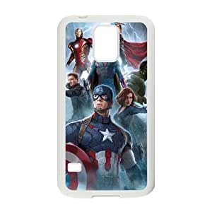 Avengers Age Of Ultron Samsung Galaxy S5 Cell Phone Case White gife pp001_9312119