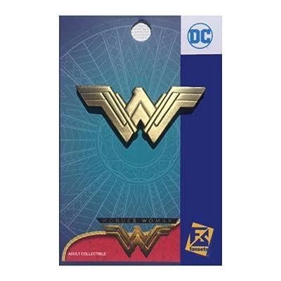 FanSets Wonder Woman Movie Logo Pin: Toys & Games