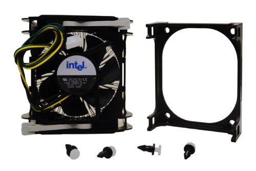 (PartsCollection® Intel Pentium Socket-478 Cooling Fan and Mounting Kit)