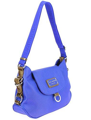 Sac bandoulière TED LAPIDUS Tonic bleu royal