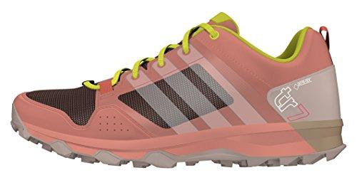 adidas Kanadia 7 TR GTX W, Zapatillas de Deporte Para Mujer Rosa (Rosvap / Limsho / Rosnat)
