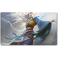 MU YANLING, SKY DANCER - Board Game MTG Playmat Table Mat Games Size 60X35 cm Mousepad Keyboard Pad for Yugioh Pokemon Magic The Gathering