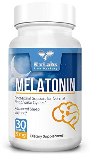 melatonin slow release 1 mg - 8