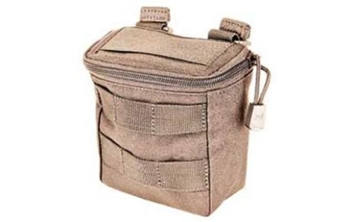 56119 5.11 Tactical Sandstone VTAC Shotgun Ammo Pouch w Overlapping Elastic Top