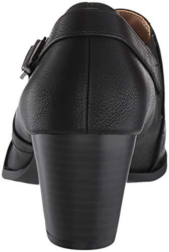 Ankle Jenson Women's Black Boot LifeStride 8RHdwR