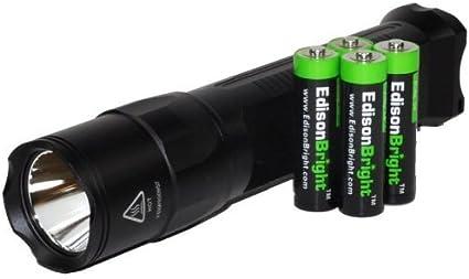 Fenix LD41 960 Lumens 6 Modes Cree XM-L2 U2 LED AA Tactical LED Flashlight