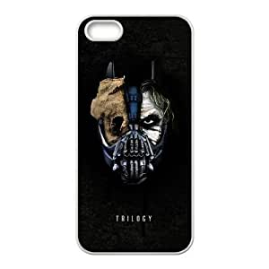 High Quality Specially Designed Skin cover Case the dark knight trilogy iPhone 4 4s Cell Phone Case White