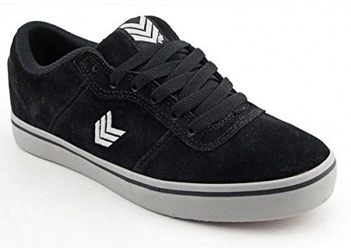 Vox Skateboard Schuhe Downlow Black/Gray